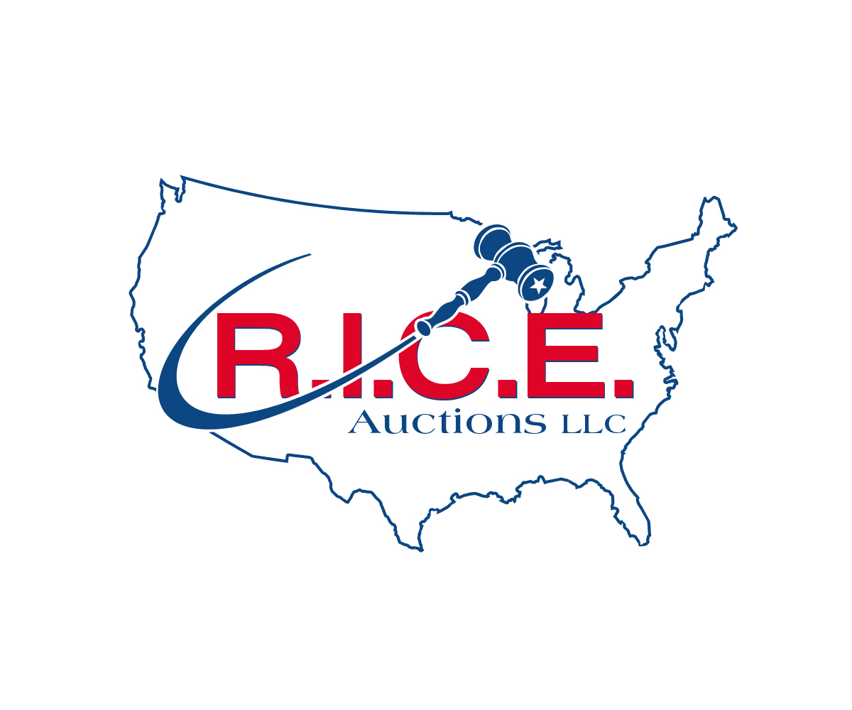 Rice Auctions logo